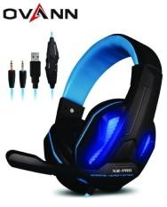 Ovann Profesional Super Bass Over-Ear Gaming Headset-Intl
