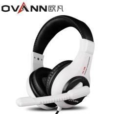 OVANN X3 Profesional Gaming Headset dengan Mikrofon Volume Control-Intl