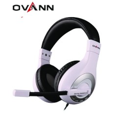 OVANN X4 PROFESSIONAL SUPER BASS OVER-EAR GAMING HEADSET WITH MIC - intl