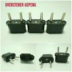 QCF Over steker sambungan adaptor charger Compatible for xiaomi colokan listrik adapter