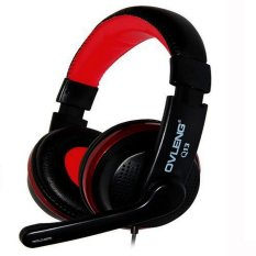 Review Ovleng Headset Gaming Q13 Hitam Merah Ovleng Di Indonesia