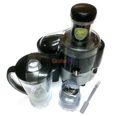 Graha FE Juicer dan Blender Express Platinum Black Oxone OX-869PB