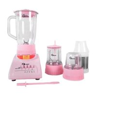 Jual Oxone Ox 863 3In1 Blender Oxone Pink Online
