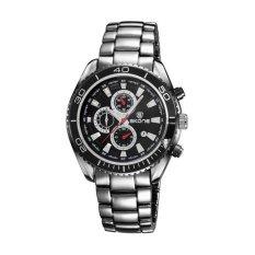 Oxoqo Ormano-jam Tangan Wanita-Pink-Watches Luxury Brand QUARTZ Watch BlackMilitary Shock Resistant Sport Jam Tangan S Masculinos Jam Baru (Si (hitam) -Int'l-Intl
