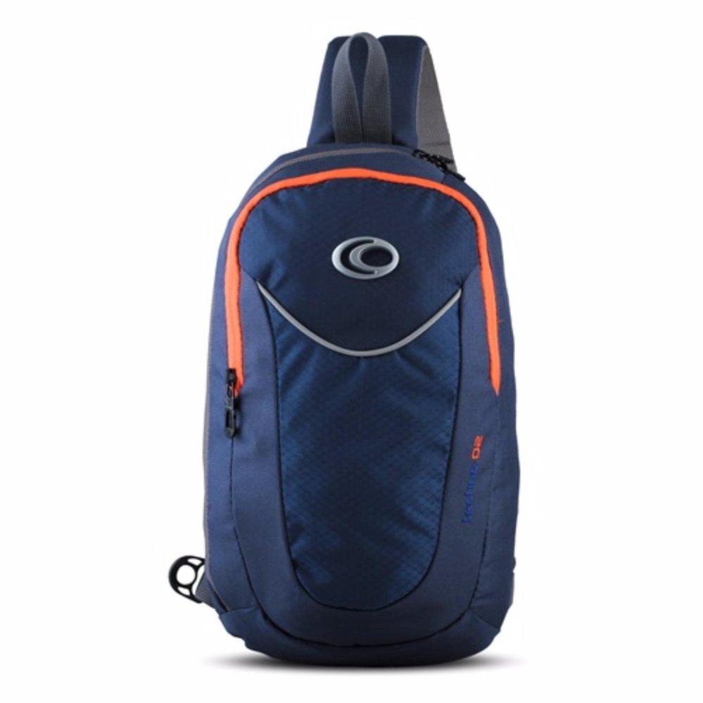 Beli Barang Ozone Sport Tas Punggung Olahraga Xt02 Biru Orange Online
