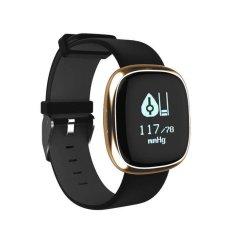 Beli P2 Gelang Smart Jam Heart Rate Tekanan Darah Monitor Bluetooth Ip67 Air Bukti Olahraga Gelang Untuk Android Dan Ios Intl Pake Kartu Kredit