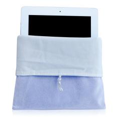 Pad Bag Pouch untuk 9.7 ''iPad 6/iPad Air 2 (Abu-abu Terang)-Intl