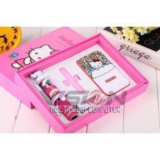 Promo Paket Box Power Bank Hello Kitty Murah