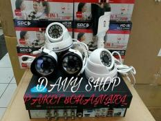 PAKET CCTV 8CHANNEL SPC FULL HD 2MEGAPIXEL KOMPLIT TGL PASANG MURAH