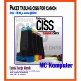 Spesifikasi Paket F1 Ink Canon Plus Tabung Transfaran Bagus