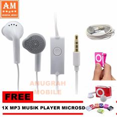 Harga Paket Full Musik Samsung Headset Galaxy Young For Support All Handphone Superbass Gratis Mp3 Musik Player Microsd Samsung Ori