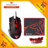 Berapa Harga Paket Gaming Fantech Mouse Gaming X7 Fantech Mousepad Gaming Mp25 Di North Sumatra