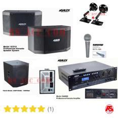 Paket Lengkap Sound System Karaoke Room
