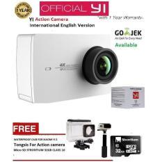 Paket Lengkap Xiaomi Yi 2 nd Gen Action Camera 4k