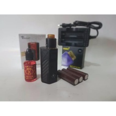 Paket Ngebul Authentic Tesla Invader 2/3 Kit