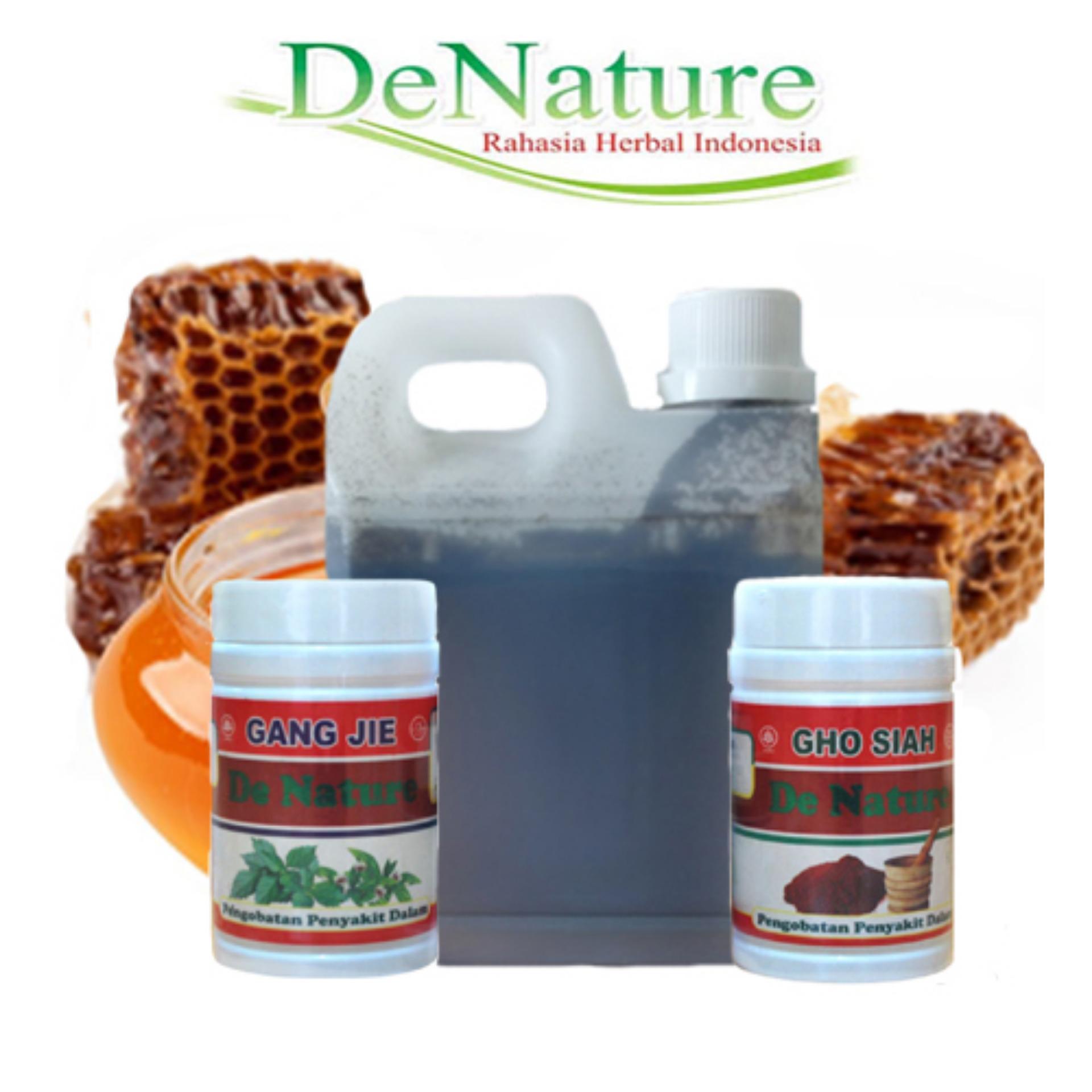 De Nature Obat Herbal Hiv Aids Gonore Ampuh Sipilis Raja Singa Sakit Go Isk Paket