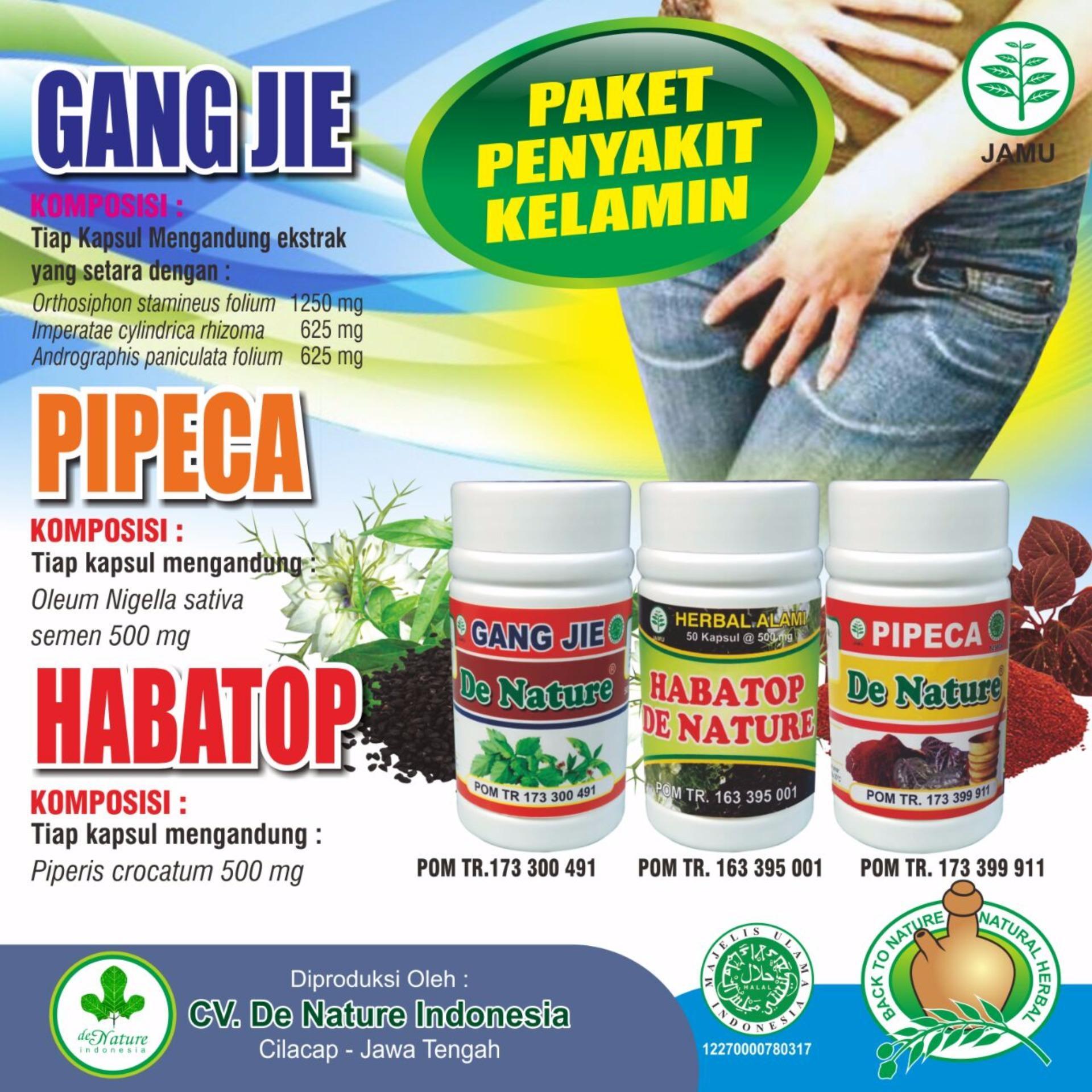 Toko Paket Penyakit K*l*m*n De Nature Lengkap Di Jawa Tengah