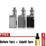 Jual Paket Siap Ngebul Istick Pico Baterai Awt Liquid 10Ml Vape Bul Branded Original