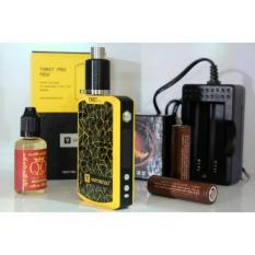 Harga Paket Siap Ngebul Mod Vaporesso Tarot Pro 160W Authentic Rda Kennedy Lg Hg2 Charger Liquid Kapas Koil Vape Vaporizer Rokok Elektrik Dan Spesifikasinya