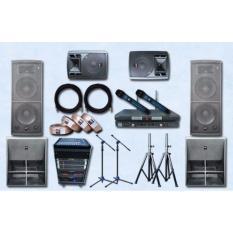 Diskon Besarpaket Sound Platinum 2 Yamaha Auderpro Hitam