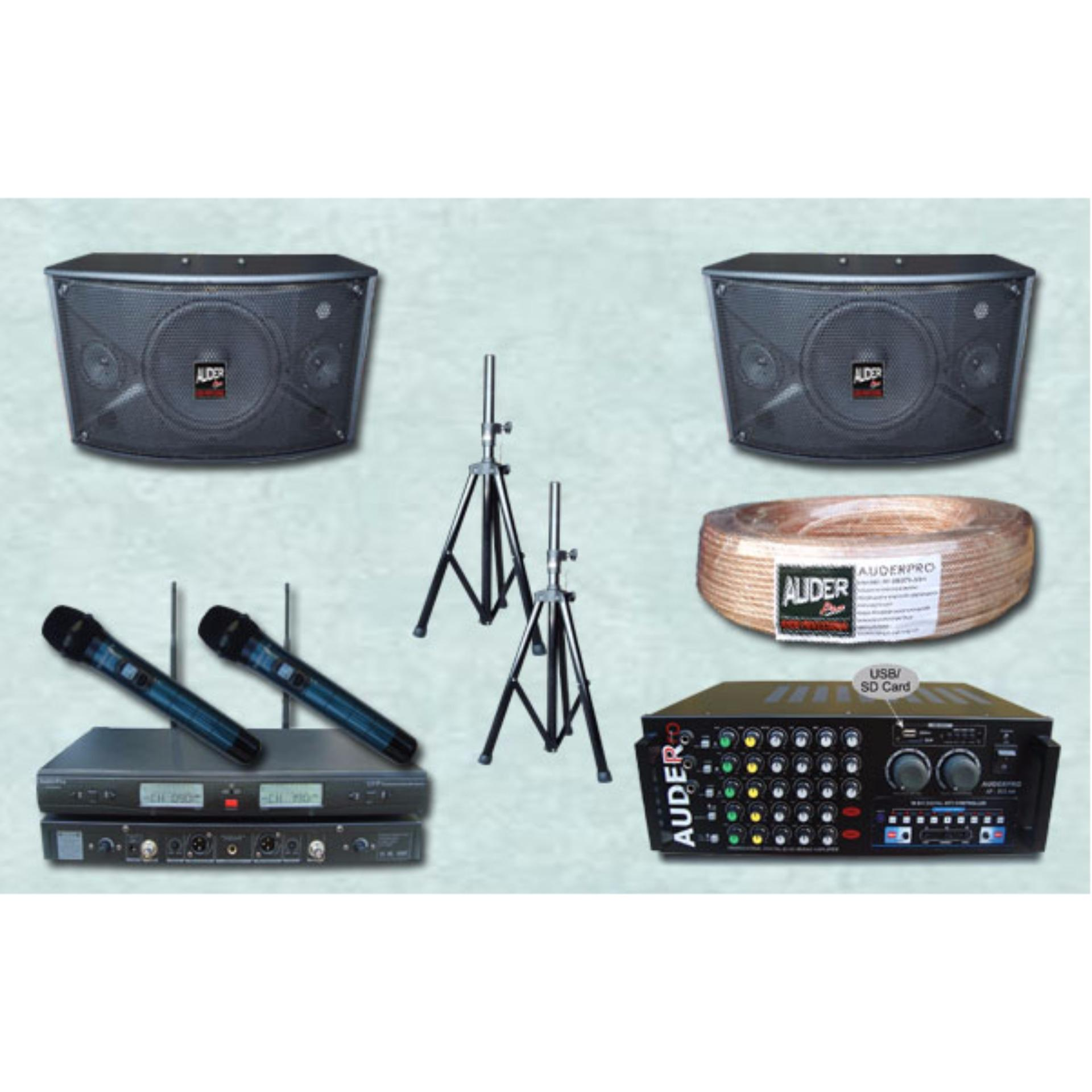 Harga Paket Sound System Rapat Kecil 2 Auderpro Baru