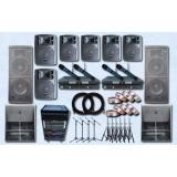 Jual Paket Soundsystem Auderpro Platinum 1 Outdoor Indoor Meeting Hitam Branded