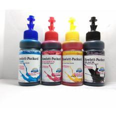 Ulasan Lengkap Paket Tinta Isi Ulang Hp Black Noir Premium 4Warna