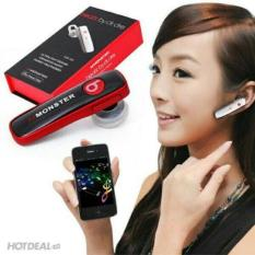 Paling Laku Beats Bluetooth V3,0 HeadSet Stereo Headphone Untuk iPhone Samsung ( Hitam )