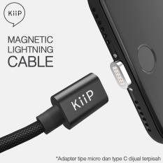 PALING LAKU DAN DICARI Kabel data Magnetic USB Type C/Micro/ Lightning 3IN1 For IOS & Android TERLARIS