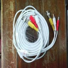 PALING LARIS - JUAL KABEL CCTV VIDEO+ AUDIO+POWER- 25 METER