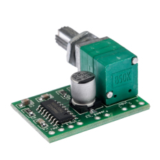 Review Pam8403 5 V Dc Audio Amplifier Board 2 Channel 3 W 2 Volume Control Usb Power Indonesia