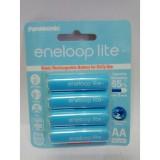 Spesifikasi Panasonic Baterai Batt Batre Eneloop Lite Aa A2 1000 Mah Isi 4 Pcs Rechargeable Ori Original Asli Panasonic