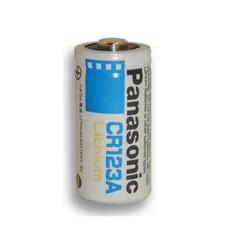 Spesifikasi Panasonic Battery Lithium Cr123A Terbaru
