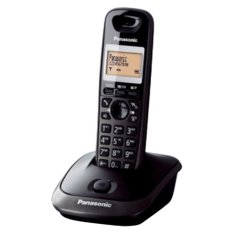 Panasonic Cordless Telepon Wireless  KX-TG2511 - Hitam