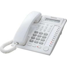 Panasonic Digital Key Display Phone Telephone Telepon KX-T7730 - Putih