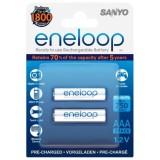 Jual Sanyo Eneloop Aaa Rechargeable Batteries 2Pcs Di Bawah Harga