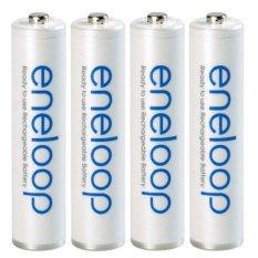 Beli Panasonic Eneloop Baterai Aaa 800Mah 4Pcs Putih Yang Bagus