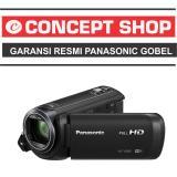 Beli Panasonic Hc V385 Hc V385 Full Hd Camcorder Resmi Seken