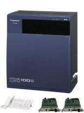 Panasonic IP PABX PBX KX-TDA100D+KX-DT543  Kap. 8 Line - 76 Extension