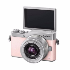 Panasonic Lumix DC-GF9 Kit 12-32mm Kamera Mirrorless - Pink