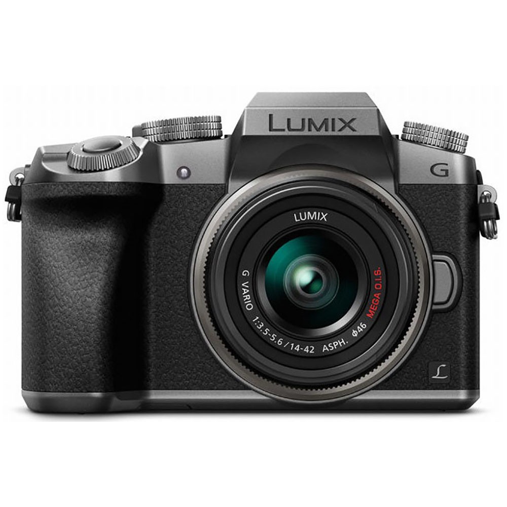 Beli Panasonic Lumix Dmc G7 K Silver Kredit Indonesia