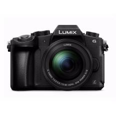 Panasonic Lumix DMC-G85 Kit 14-42mm-Hitam