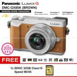 Jual Beli Online Panasonic Lumix Dmc Gx85K Lumix G Vario 12 32Mm Micro Four Thirds 4K Video 4K Photo Post Focus Garansi Resmi Memory 32Gb 90Mb S