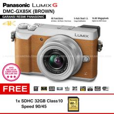 Penawaran Istimewa Panasonic Lumix Dmc Gx85K Lumix G Vario 12 32Mm Micro Four Thirds 4K Video 4K Photo Post Focus Garansi Resmi Memory 32Gb 90Mb S Terbaru