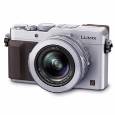 Panasonic Lumix DMC LX100 - Silver - FREE MEMORY 16GB