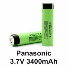 Jual Panasonic Original Ncr18650B 18650 Battery Batre Vape Vapor Pico 3400Mah Panasonic Original