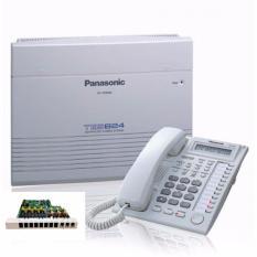 Panasonic PABX PBX KX-TES824 - 6 CO Line - 16 Extension + Key Display Phone Telepon KX-T7730