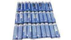 Beli Panasonic R6Uwc 1 5V Aa 30Pcs Pack Battery Biru Panasonic Asli