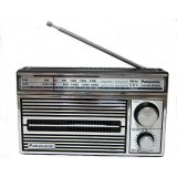 Review Panasonic Radio Rf 5250 Am Fm Silver Klasik Panasonic