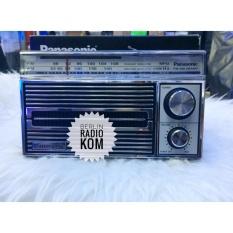 Panasonic Radio Rf-5270 AM - FM Klasik